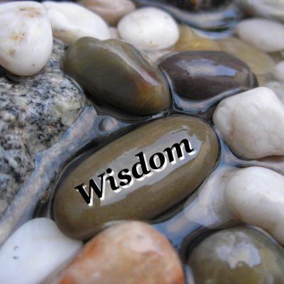 wisdom stone
