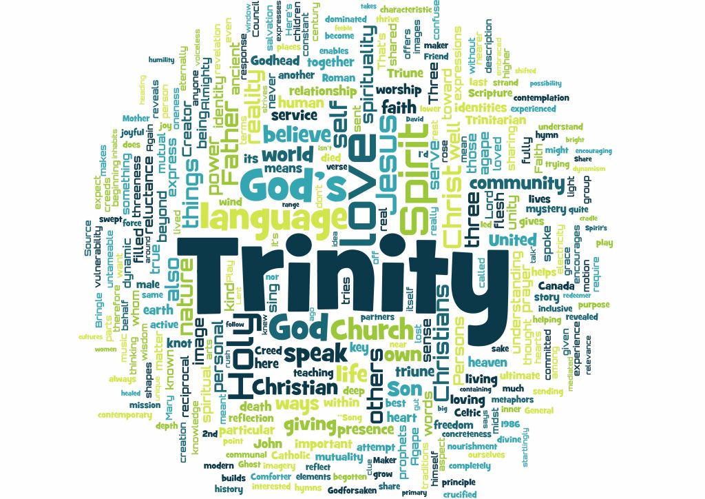 Everyday Spirituality: Small Group Study: Trinity & Everyday Spirituality