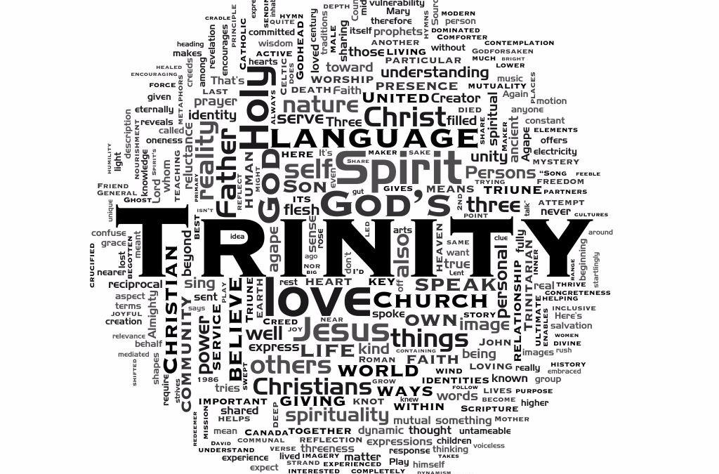 Everyday Spirituality: Sample: The Trinity And Everyday Spirituality