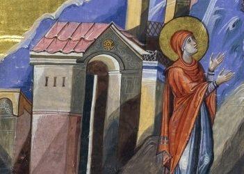 A Solitary Whispered Prayer