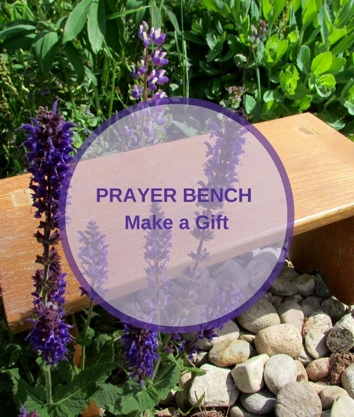 The Prayer Bench