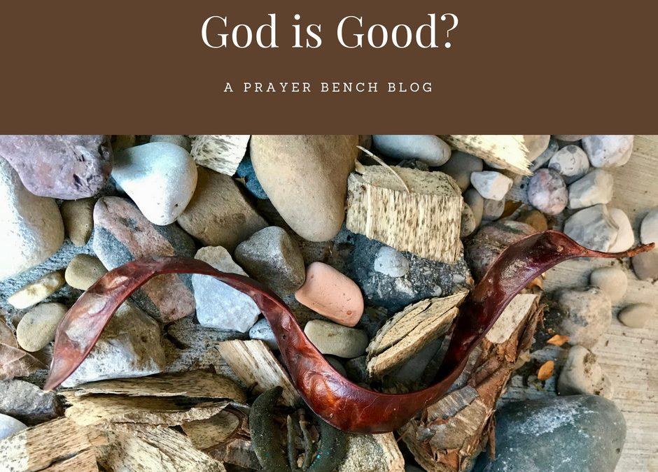 [Nahum] God is Good?